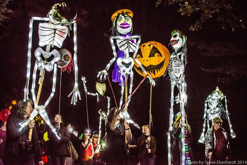 2020 Grant Park Halloween Lantern Parade 2018 Halloween Lantern Parade at Grant Park: What You Need to Know