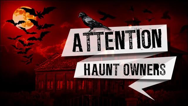 Attention Atlanta Haunt Owners